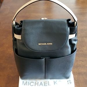 Michael Kors Bedford Backpack NWT